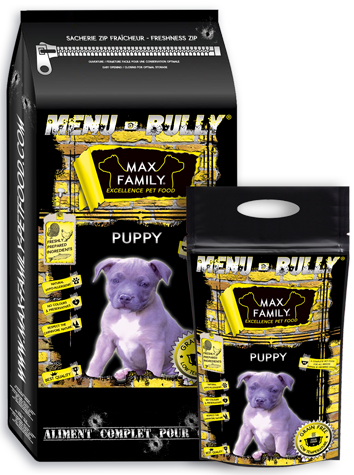 BULLY PUPPY MAX FAMILY PET FOOD